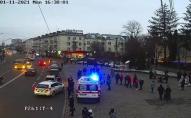 Повідомили деталі бійки між таксистами в центрі Луцька