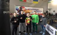 Волинський боксер виборов