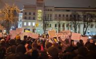 Активісти оголосили початок безстрокової акціі на підтримку Стерненка
