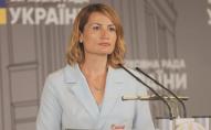 Нардепка «Голосу» написала заяву про вихід з партії на туалетному папері. ФОТО