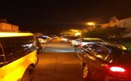 Як луцькі таксисти вирішують проблеми. ФОТО. ВІДЕО 18+