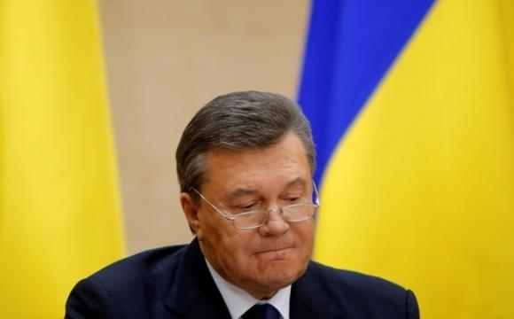 Януковичу повідомили про нову підозру у зраді