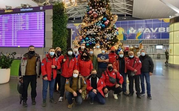 Україна відправила сезонну експедицію в Антарктиду