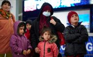 З Сирії евакуювали українку з чотирма дітьми