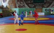У Луцьку проводять чемпіонат України з бойового самбо. ФОТО