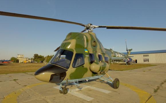 В Україні зроблять новий корабельний гелікоптер