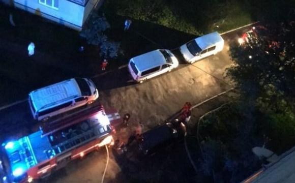 У Нововолинську загорілась квартира, у якій була 4-річна дитина. ФОТО