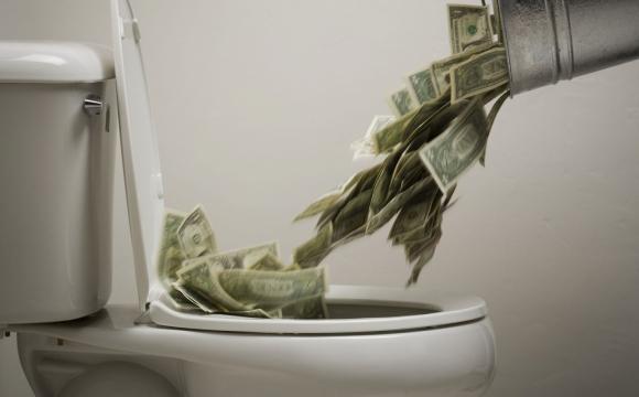 ТОП-5 курйозних спроб хабарників позбутися грошей під час затримання