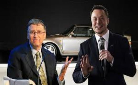 Ілон Маск обігнав Білла Гейтса та став №2 у списку найбагатших людей світу