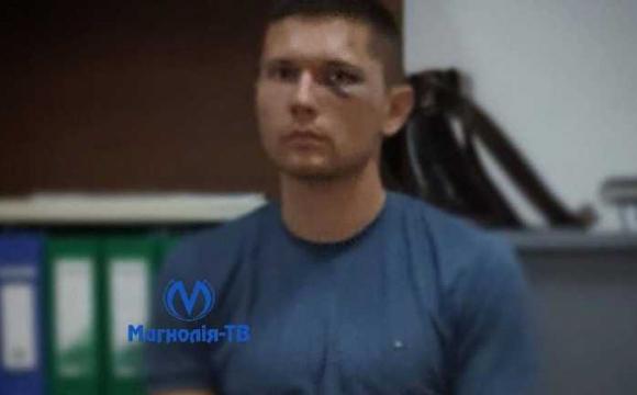 Працівника УДО, який жорстоко побив танцівника Дорофєєвої затримали. ВІДЕО