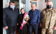 На Волині матерів загиблих бійців привітали з 8 березням