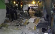 Відома причина вибуху у ТЦ в Чернівцях