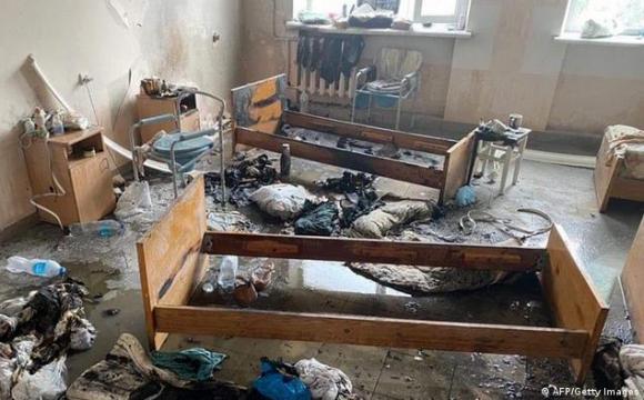 Помер другий постраждалий унаслідок пожежі в лікарні
