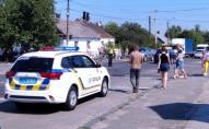 Поліцейські ліквідували затори на Світязі