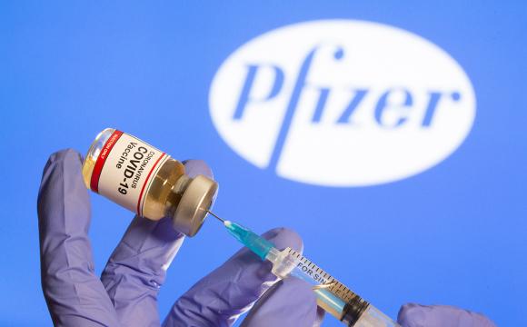 Вакцина Pfizer вже на Волині