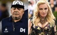 У США фанати після смерті Марадони почали прощатися з Мадонною