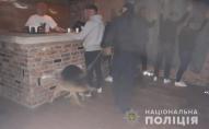 У Луцьку закрили клуб, а у відвідувачів знайшли наркотики. ФОТО
