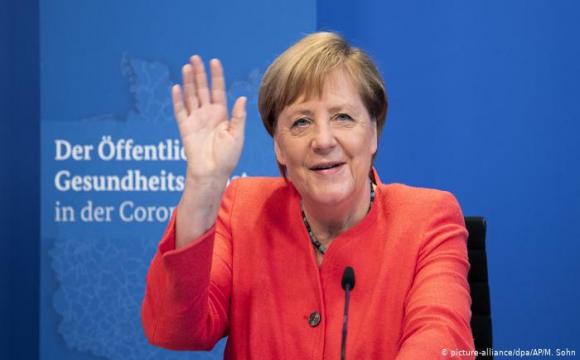 Меркель назвала 2020 рік найважчим за її 15 років канцлерства