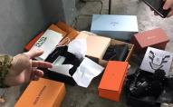В Україну не пустили брендову контрабанду. ФОТО, ВІДЕО