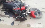 На Волині мотоцикліст збив пішохода: обоє у лікарні