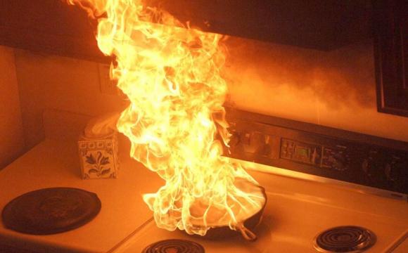 У Луцьку сталась пожежа в квартирі на Рівненській