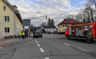 У Німеччині прогримів вибух в офісі Червоного Хреста