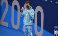 Український плавець приніс для України першу срібну медаль на ОІ