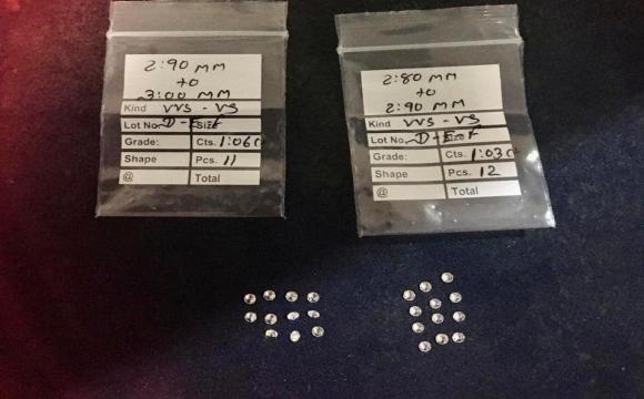 В Україну під виглядом біжутерії ввезли діаманти