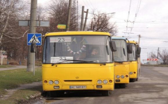У Луцьку збираються запустити новий маршрут №23а
