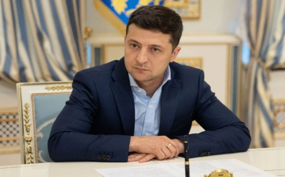 Володимир Зеленський підписав закон про всеукраїнський референдум