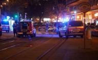 У Відні спіймали підозрюваних у теракті