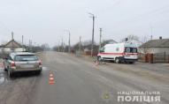 У Камінь-Каширському автівка збила велосипедиста: пенсіонера госпіталізували. ФОТО