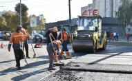 Стало відомо, коли звершать ремонт дороги на проспекті Соборності у Луцьку