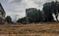Повідомили, коли завершать ремонт проспекту Волі у Луцьку