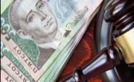 Волинянина змусили заплатити майже 100 тисяч грн аліментів