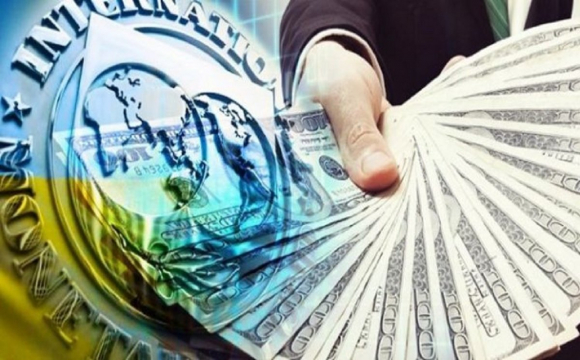 МВФ надасть Україні два транші наступного року