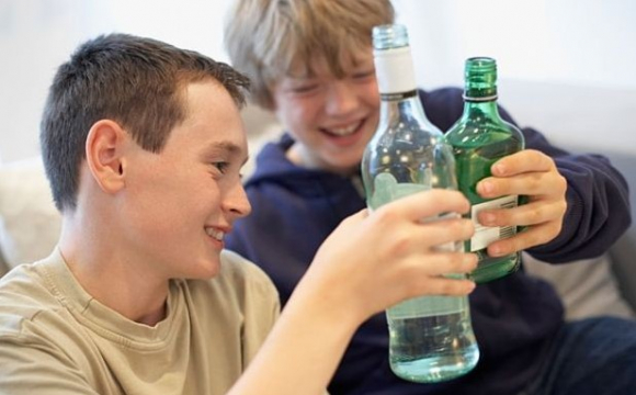 Допилися: На Волині госпіталізували п'яних дітей