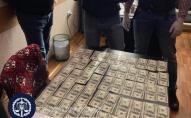 Декан вишу погорів на $11 тисяч хабара