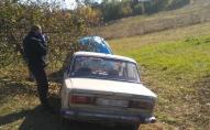 Судимий 21-річний волинянин викрав автомобіль та потрапив на ньому у ДТП. ФОТО