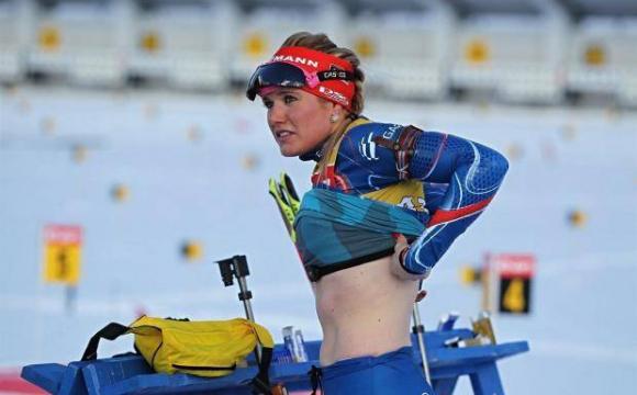 Сексуальна біатлоністка знялася у відвертій фотосесії для Плейбой. ФОТО