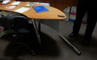 Лучанин викрав з ломбарду офісний стілець на коліщатах вартістю 386 грн. ФОТО