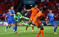 Матч Нідерланди – Україна увійшов в історію: такого на Євро ще не було