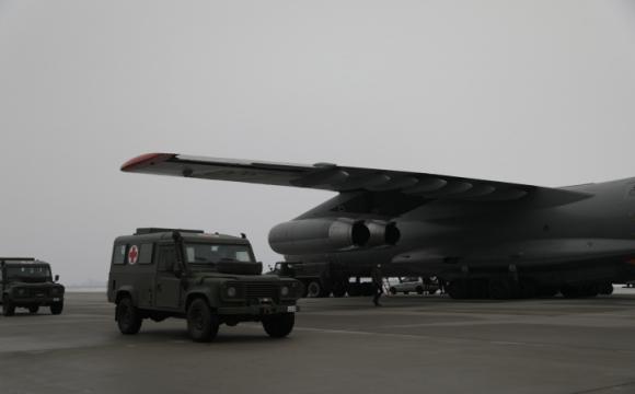 Латвія передала українській армії медичні бронеавтомобілі